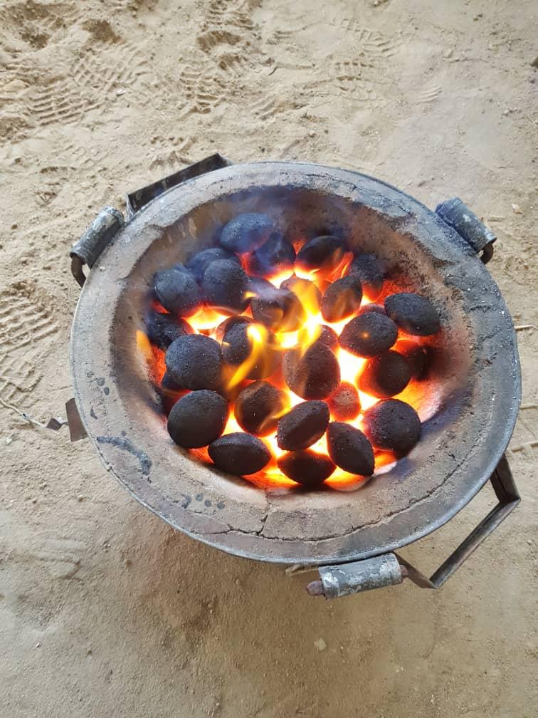 Coal Briquettes / Nishati Mbadala