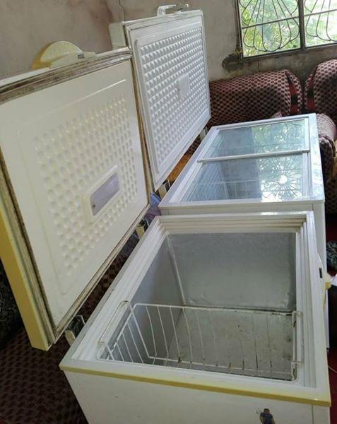 Used fridge