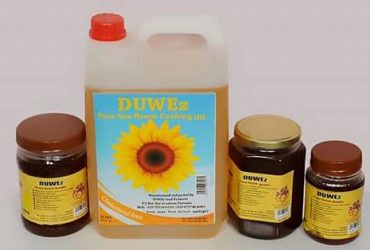 DUWEz pure sun flower oil