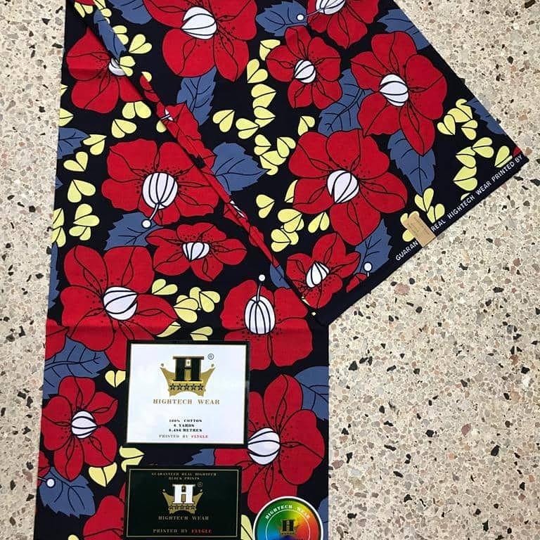 Vitenge original kwa Tanzania
