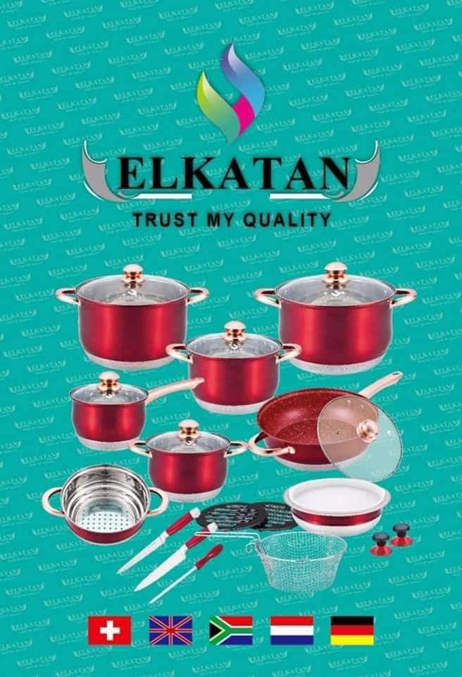 Sets of high quality German cooking utensils- Big discount!! from 10% to 25% . buy 10 sets get 2 free!!!
