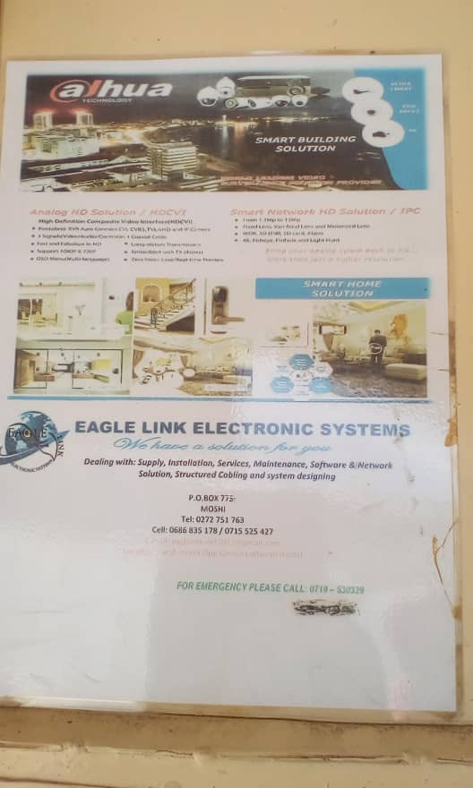 Eagle link electronic systems-installation,maintenance….