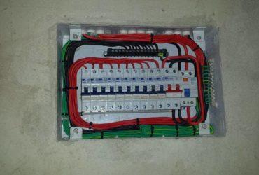Domestic wiring