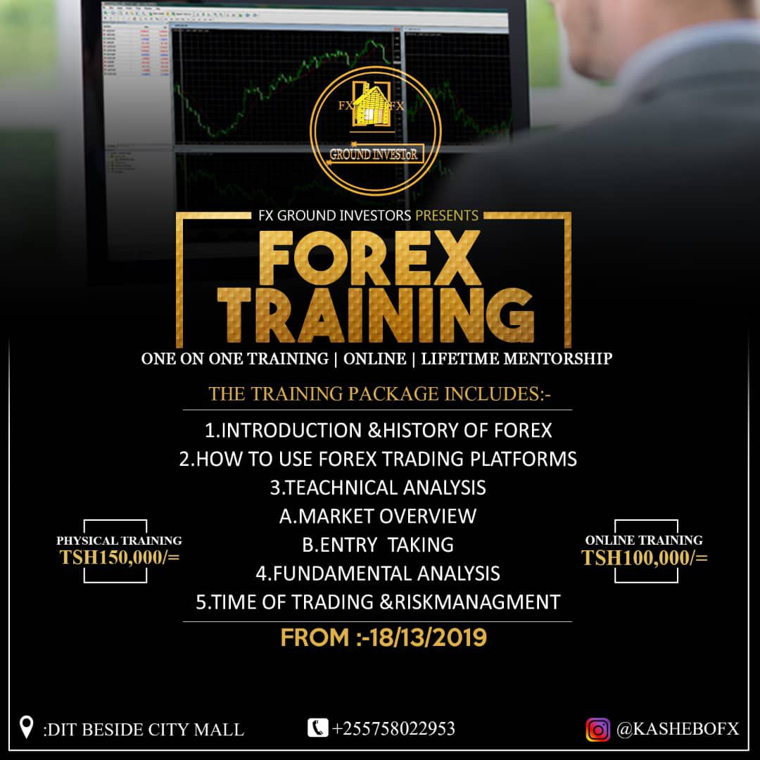 ONE TO ONE FOREX TRAINING COURSE