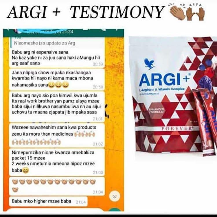 Forever argi+++