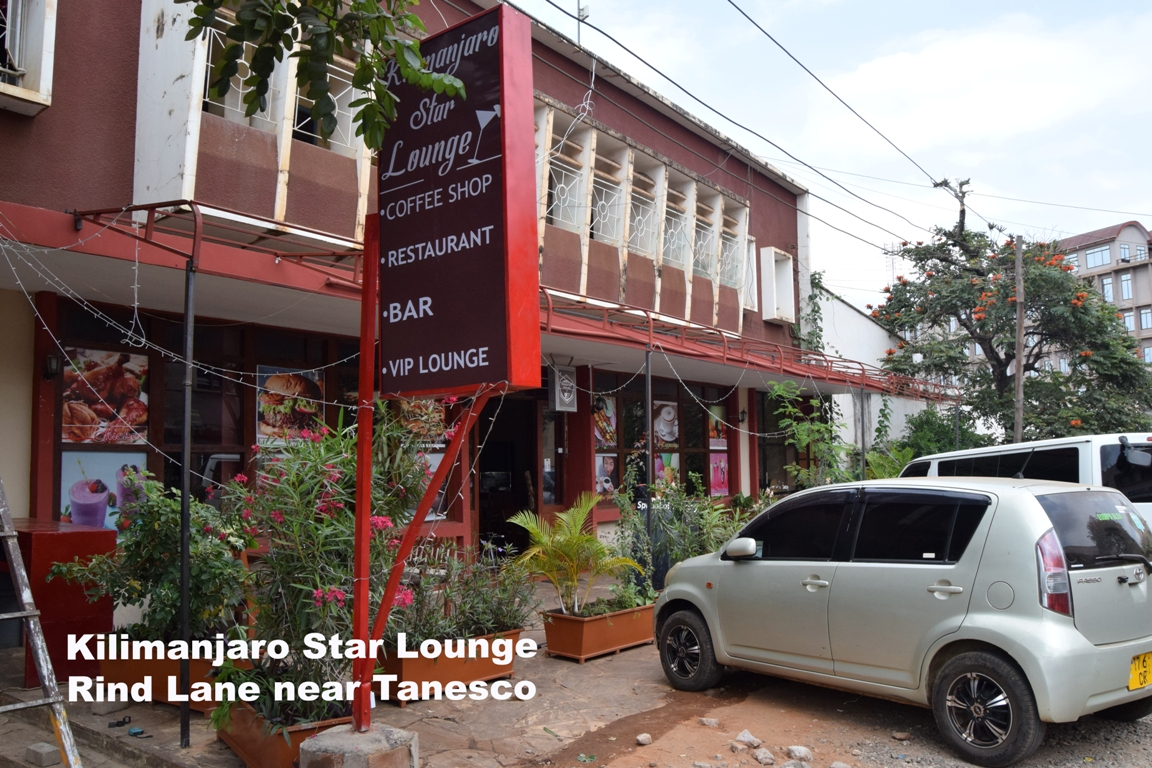 Kilimanjaro Star Lounge (The best place in Moshi town)