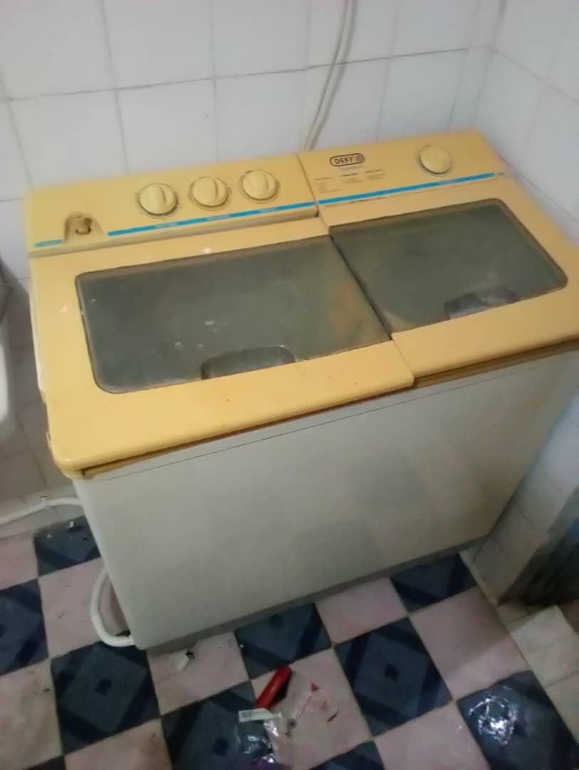 Fundi washing machine