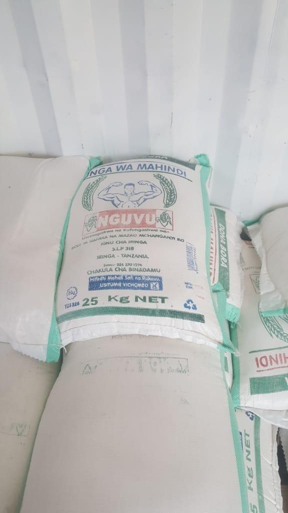 tunauza Unga bora wa Dona Na sembe kutoka Bodi Ya Nafaka Tanzania