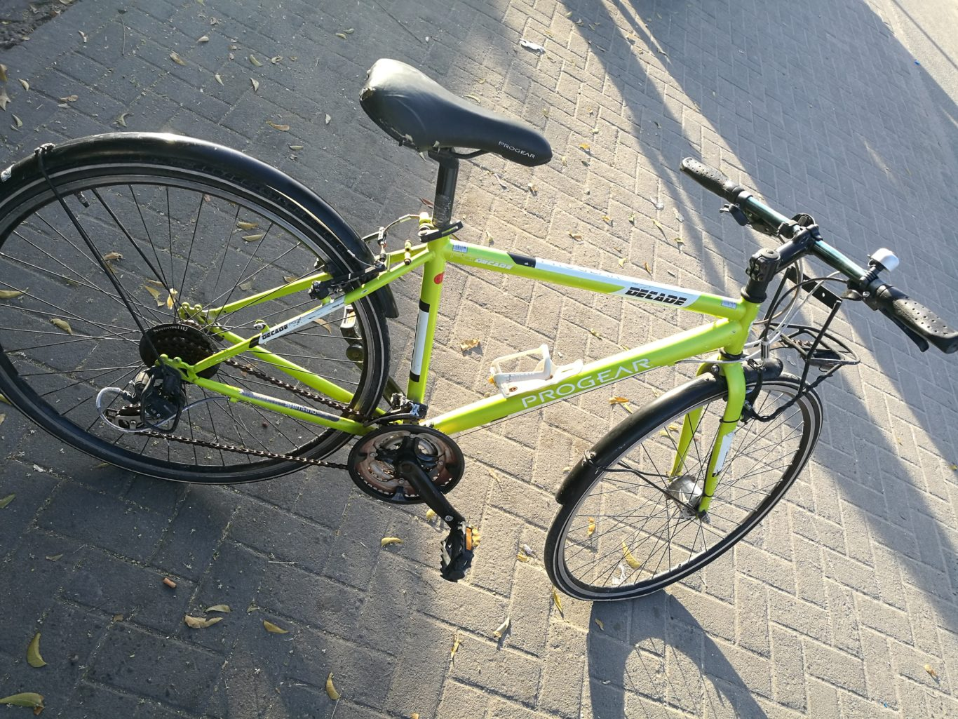 IMPORTED SECOND HAND BICYCLE