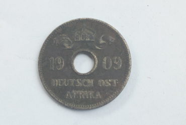 1903 Deutch Ost Africa 10 Heller