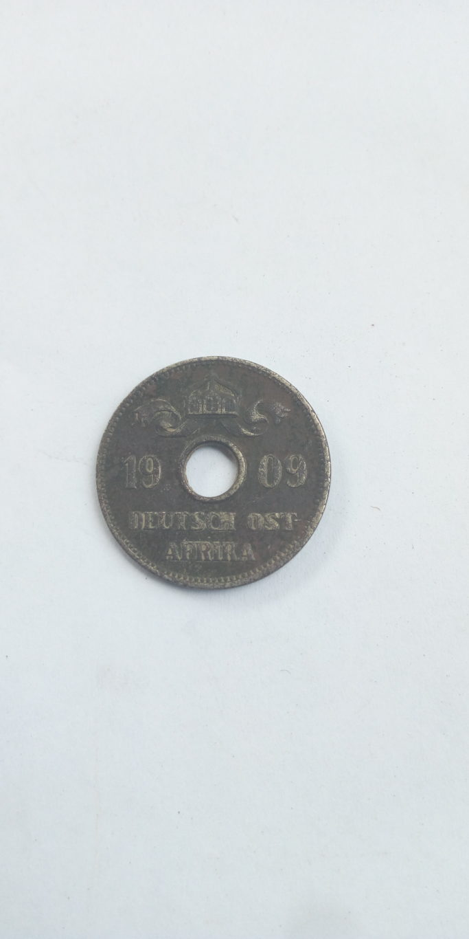 1903 Deutch Ost Africa 10 Heller