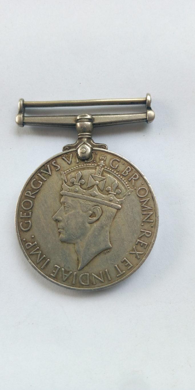 1939 – 1945 World War II Medal