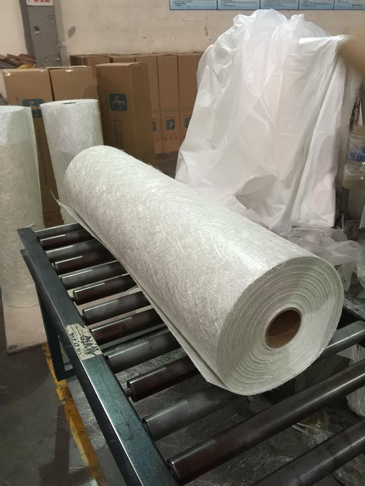 fibreglass chopped strand mat