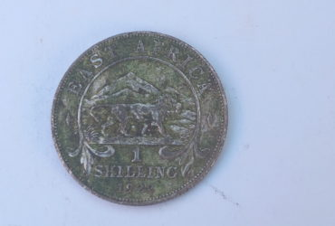 1922 British East Africa 1 shilling