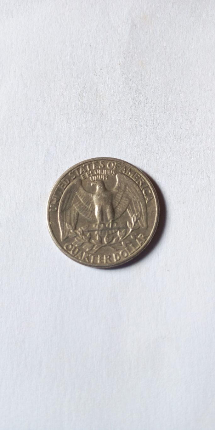 1979 QUARTER DOLLAR