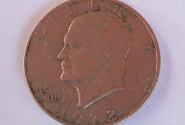 1972 united states 1 Dollar