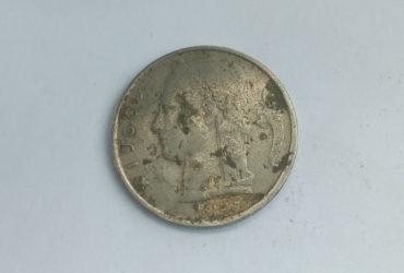 1960 5fr belgie