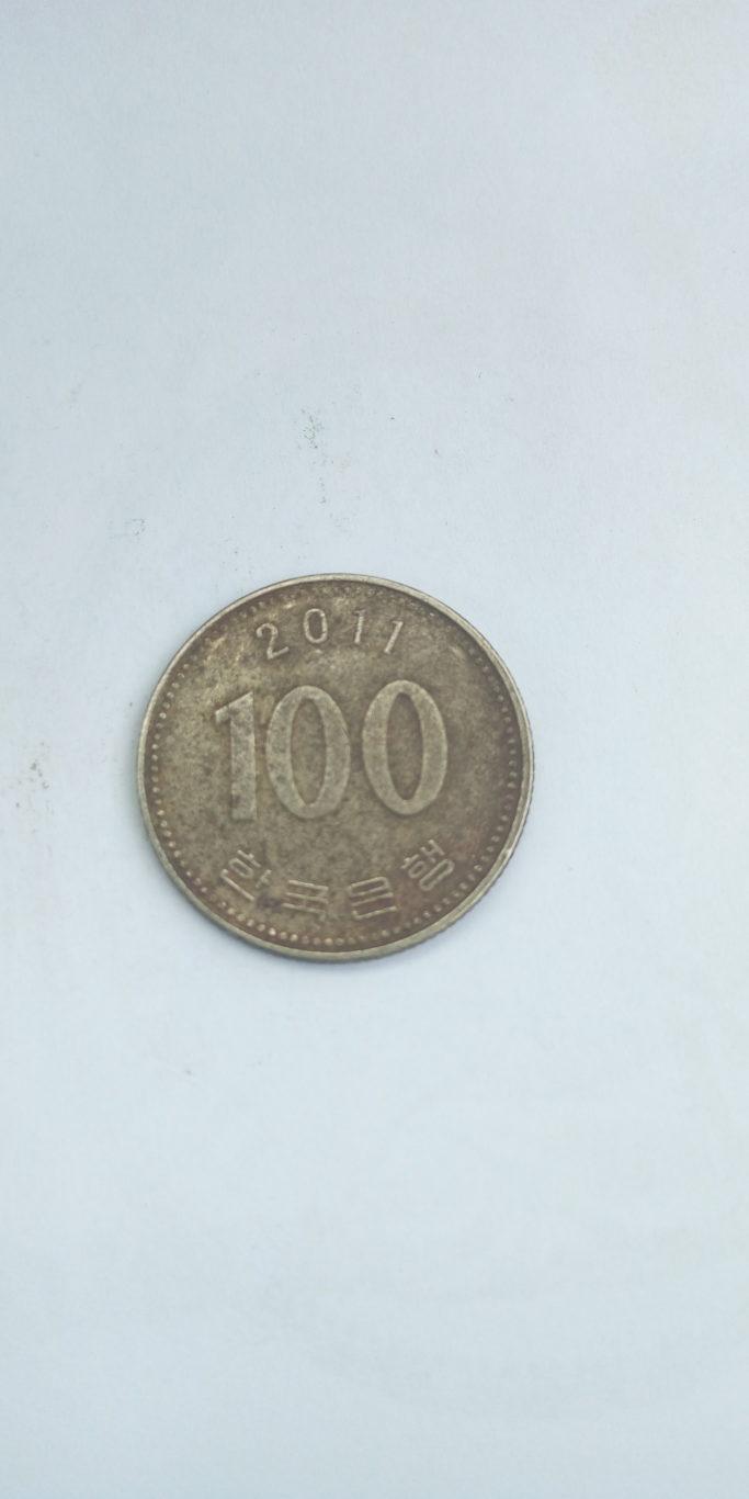 2011 korea coin