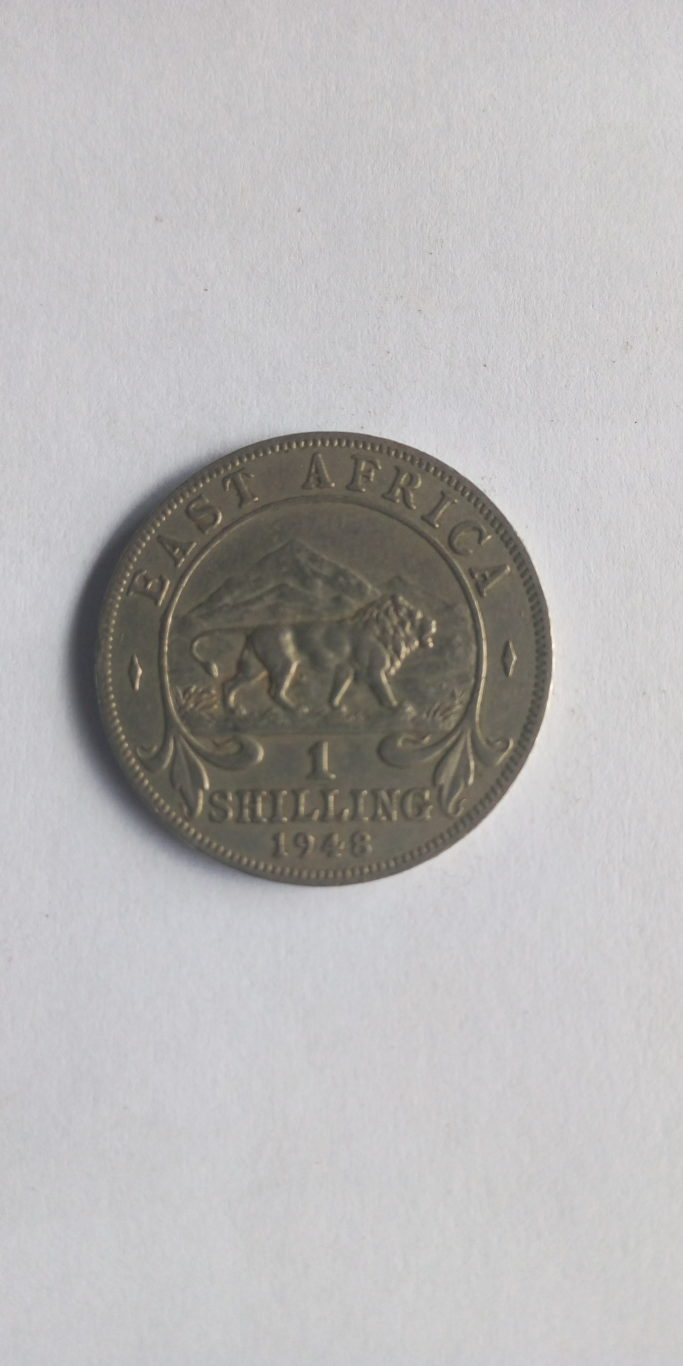 1948 east africa 1 shilling