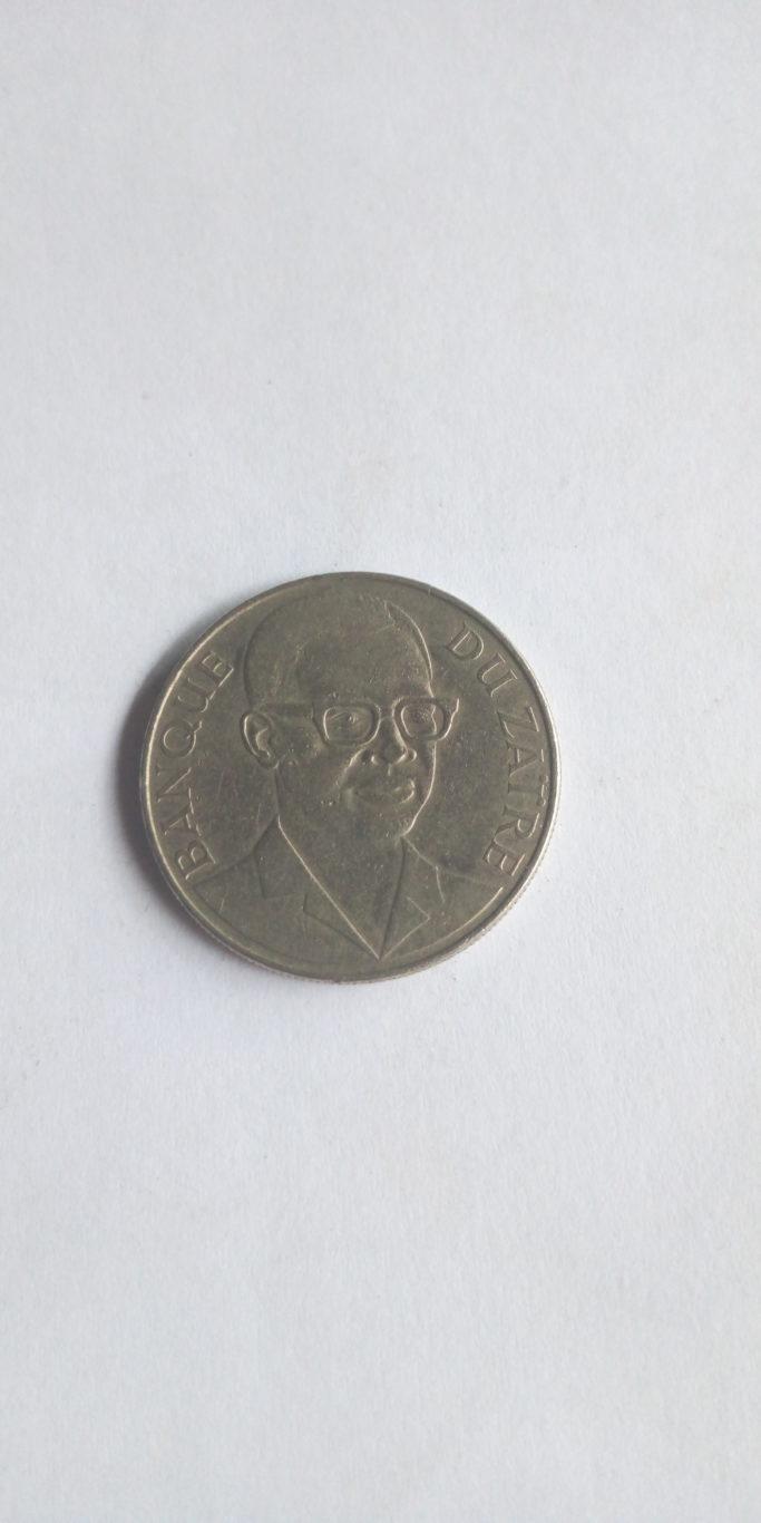 1973 dix 10 makuta banque du zaire