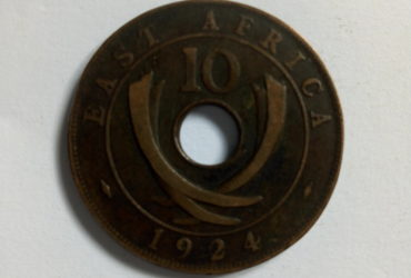 1924_georgivs rex east Africa 10 cents