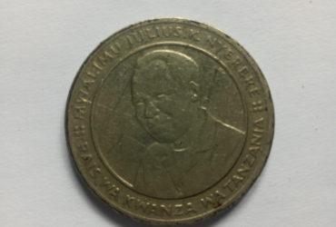 1992_shilingi 10 ya tanzania