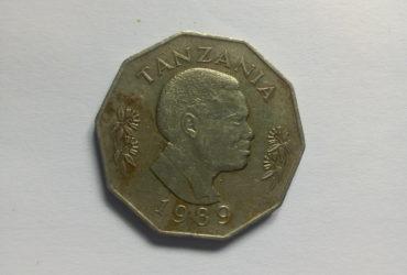 1989_shilingi 5 ya tanzania