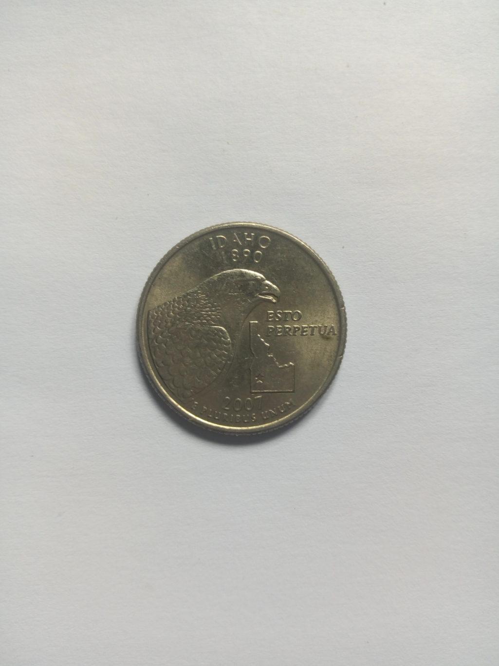2007_quarter dollar united states of america