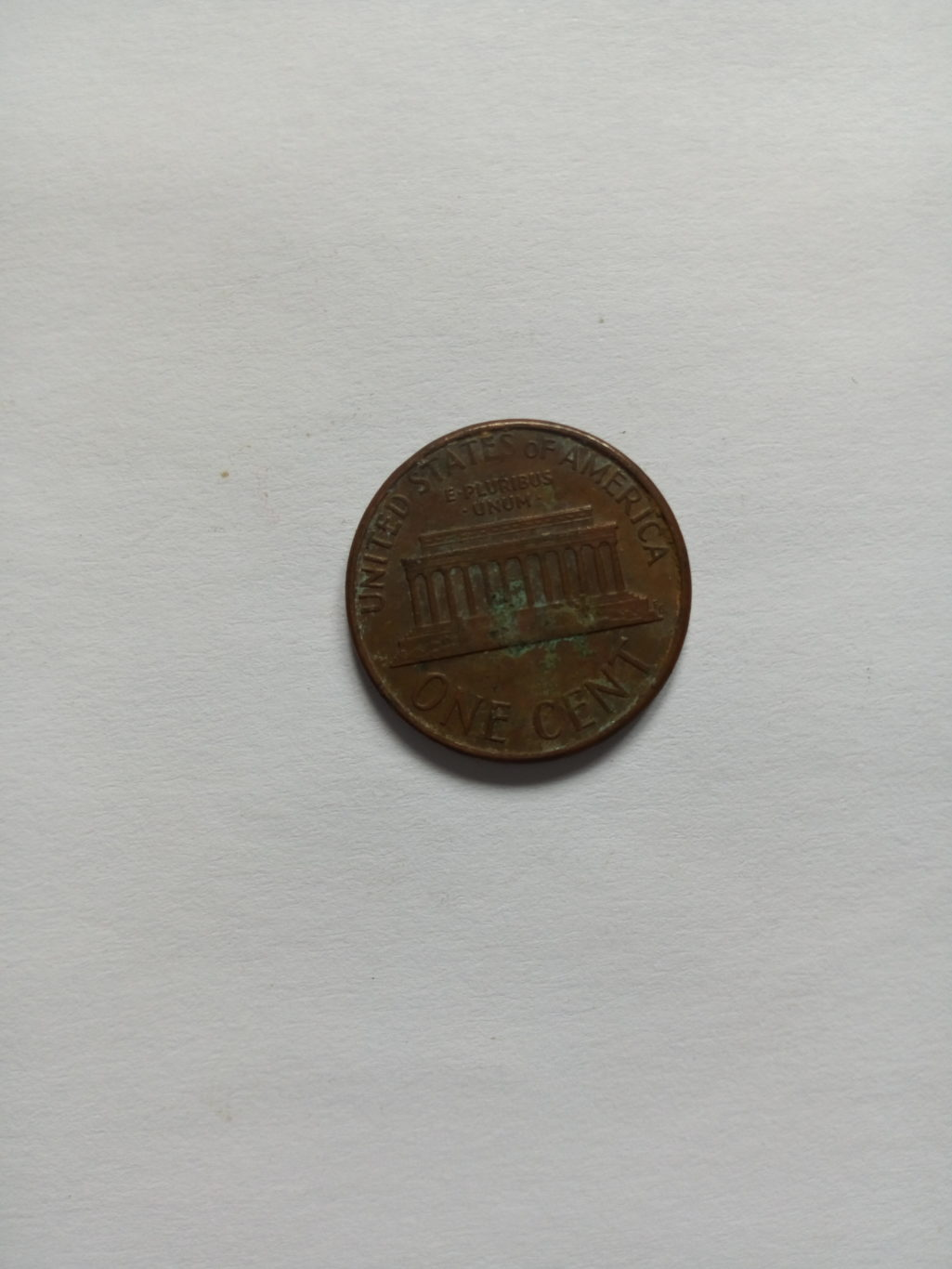 1987_1cent united states of america
