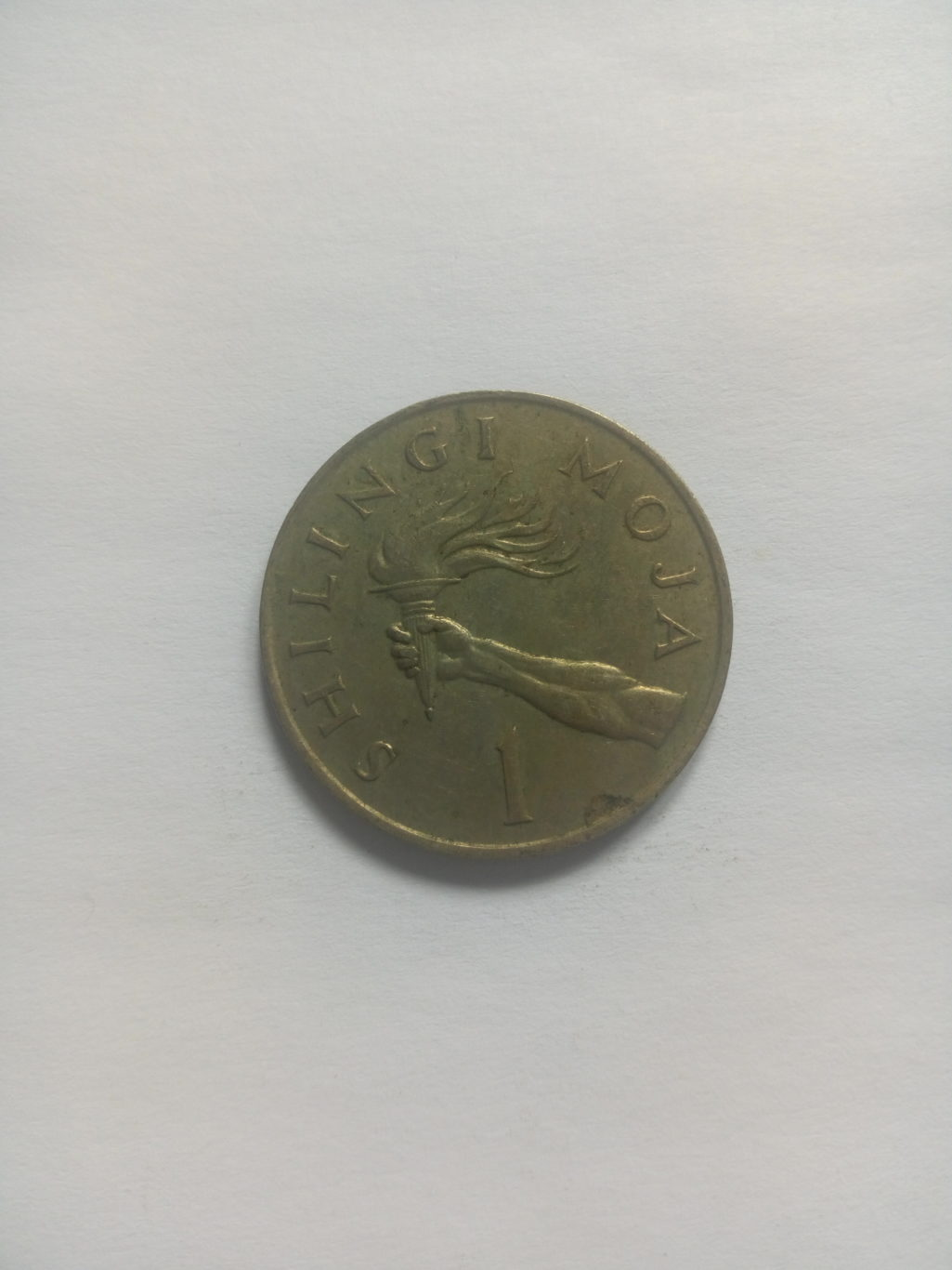 1975_shilingi 1 ya tanzania