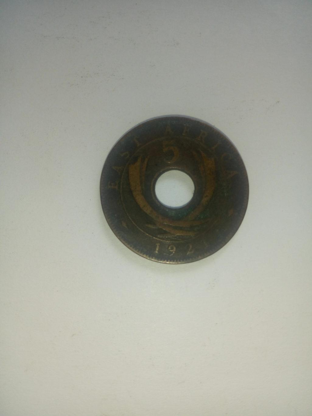 1921_georgivs V 5 cents