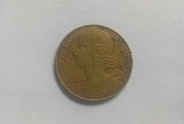 1984_republique francaise 20 centimes