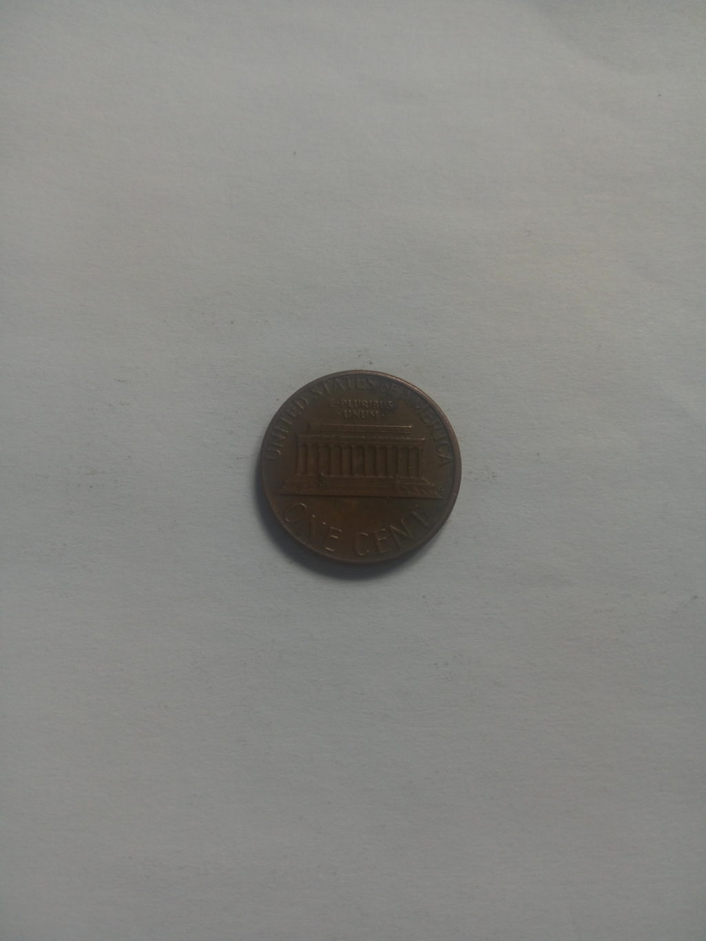 1983_ united states of america 1 cent