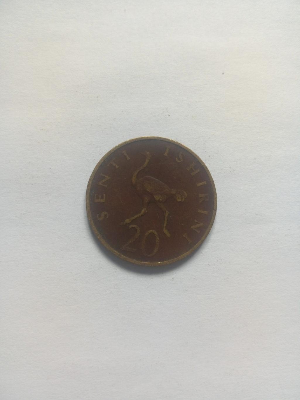 1966_senti 20 ya tanzania