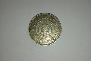 1963_bundles republick Deutschland  1 Deutsche mark