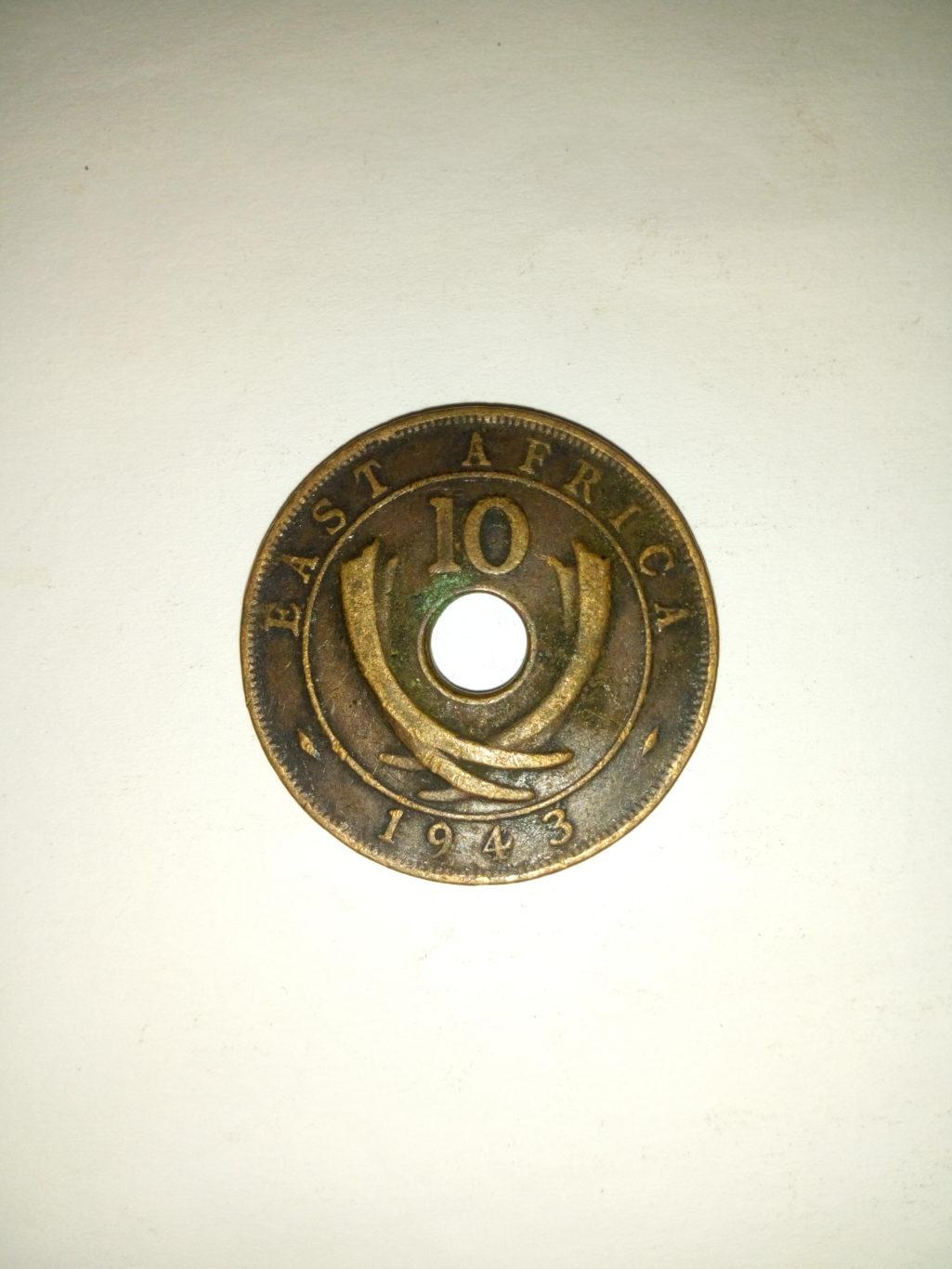 1943_georgivs V1 10 cen