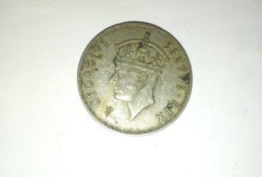 1949_georgivs east Africa 1 shilling