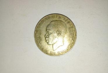 1984_ shilingi 1 ya tanzania