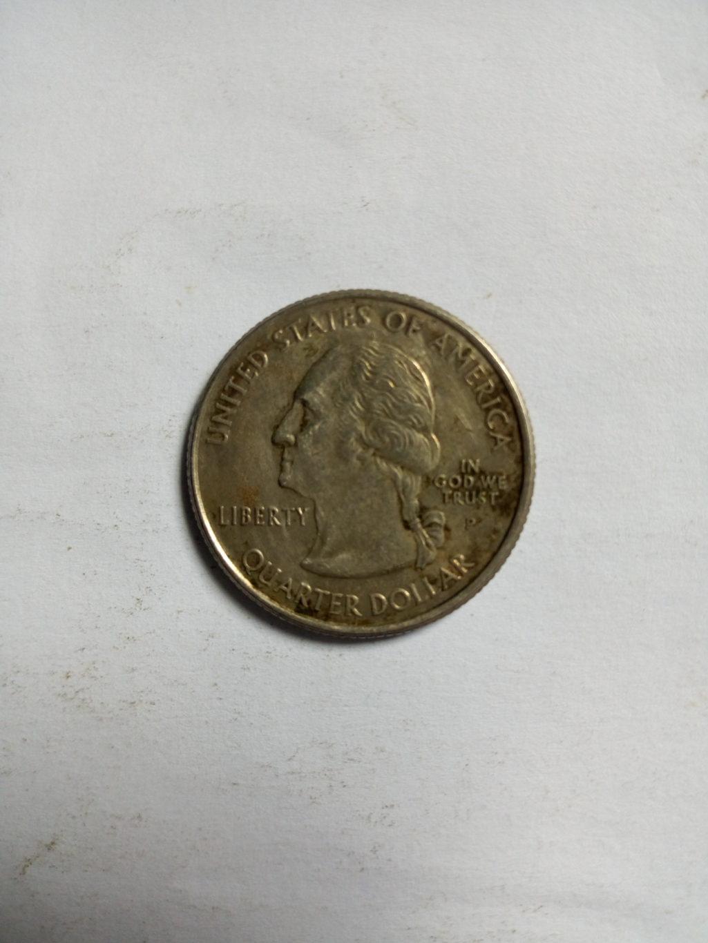2004 united states of america quarter dollar