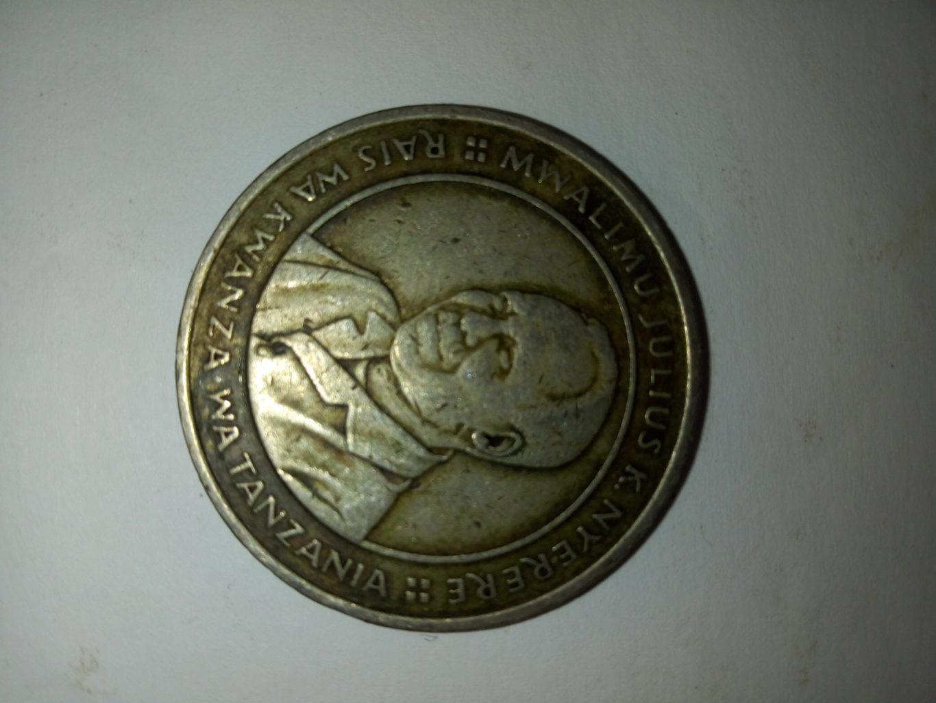 1961_1981_ shilingi 20 ya tanzania