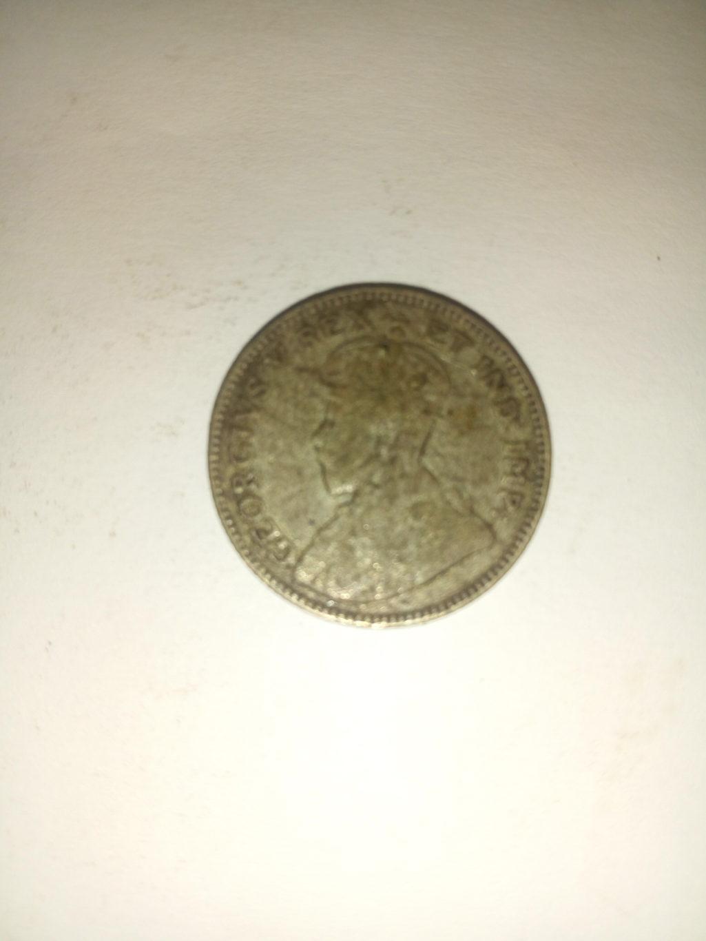 1922_georgivs  V 50 half shillng