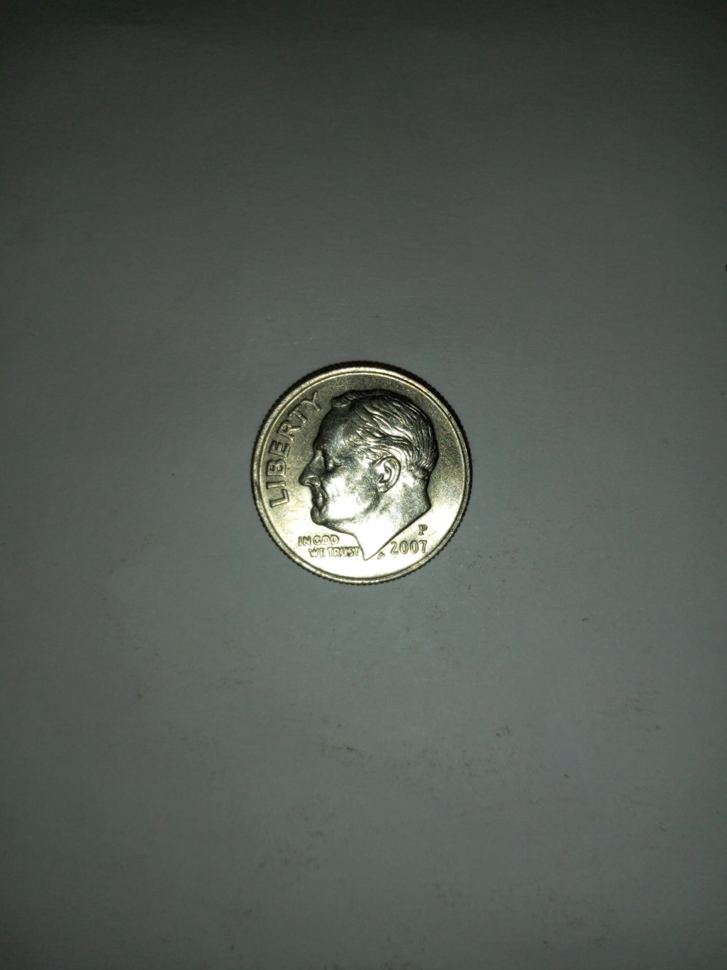 2007_united States of america 1 dime