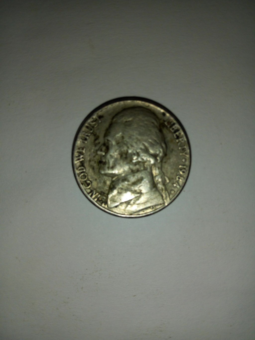 1984_united States of america 5 cents