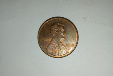 1998_united States of america 1 cents