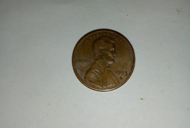 1993_united States of america 1 cent