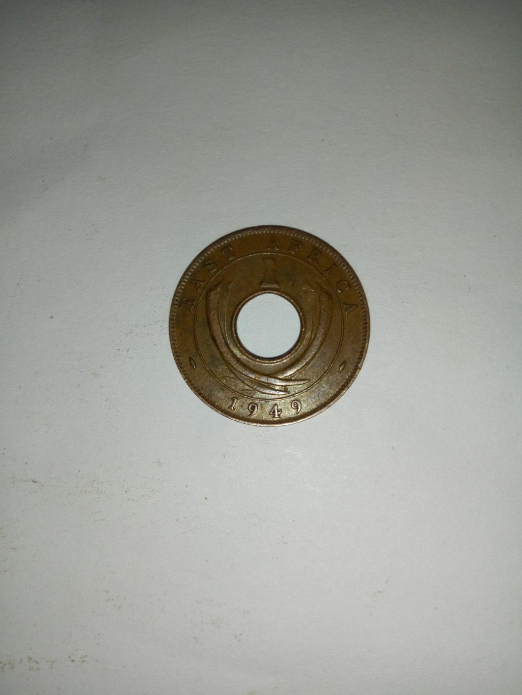 1940_georgivs east Africa 1 cent