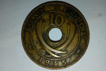 1945_georgivs V1 10 cents