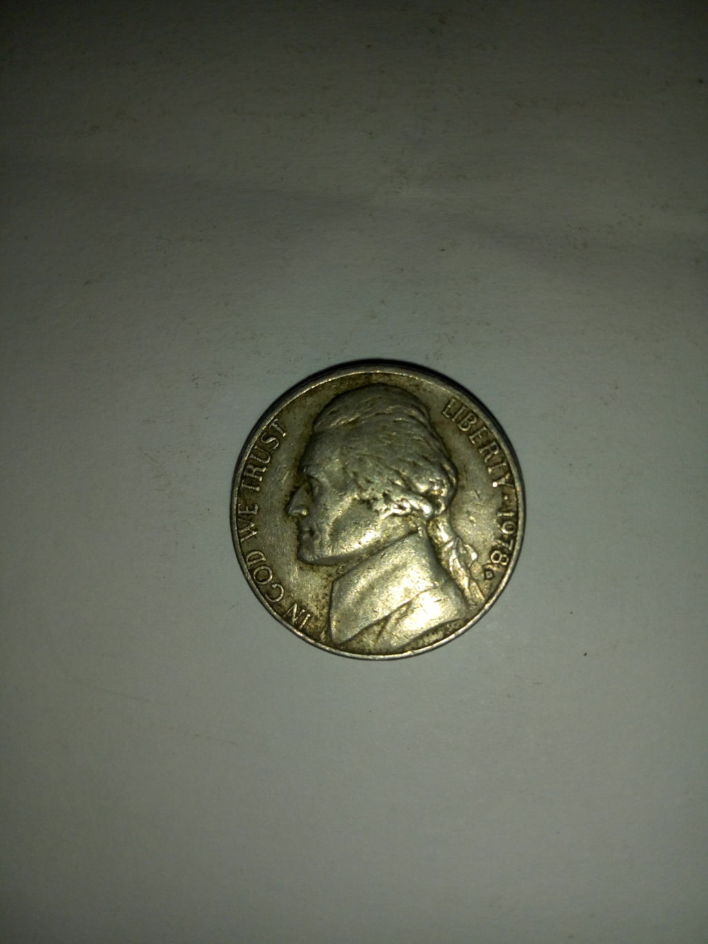 1978_united States of america 5 cents