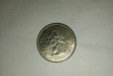 1976_united States of america quarter dollar