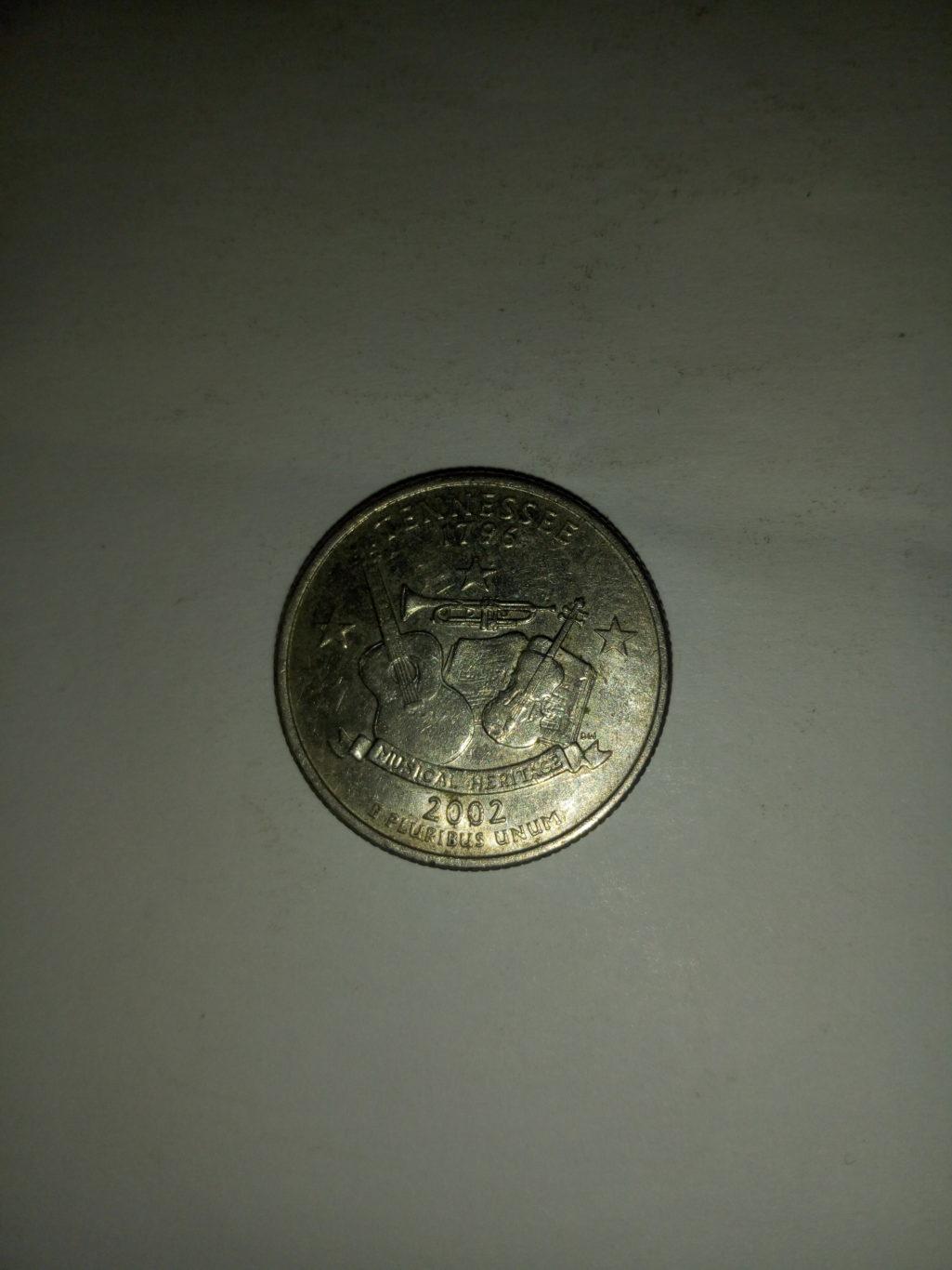 1976_united States of america quarter dollar